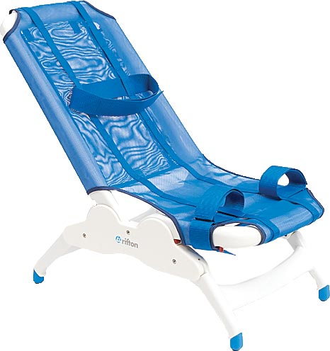Lovely Rifton Blue Wave Bathing Chair And Bathing System