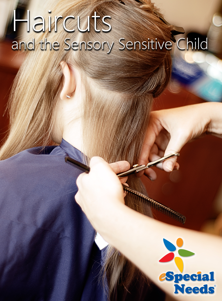 Haircuts And The Sensory Sensitive Child