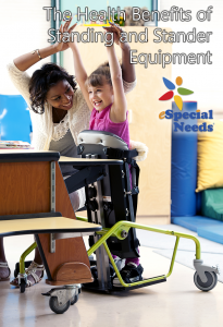 Kids and adults who are severely limited in their mobility due to a disorder, disease or injury can benefit greatly by standing for an hour or two as part of their daily therapy. Find out more about the health benefits assistive standers, standing frames and standing wheelchairs can provide in our latest blog post.