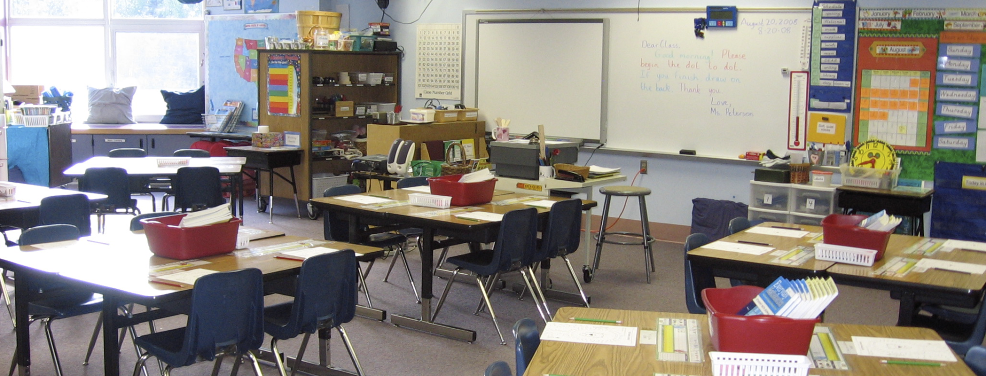 Classroom Ideas For Autistic Students ~ Improving classroom focus for students with autism
